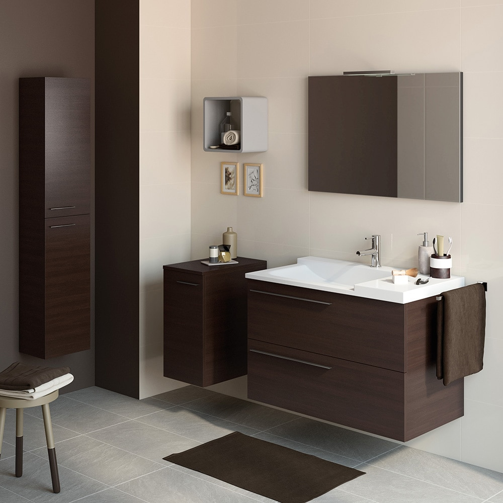 Muebles bajo lavabo leroy merlin dise os arquitect nicos for Leroy merlin lavabos