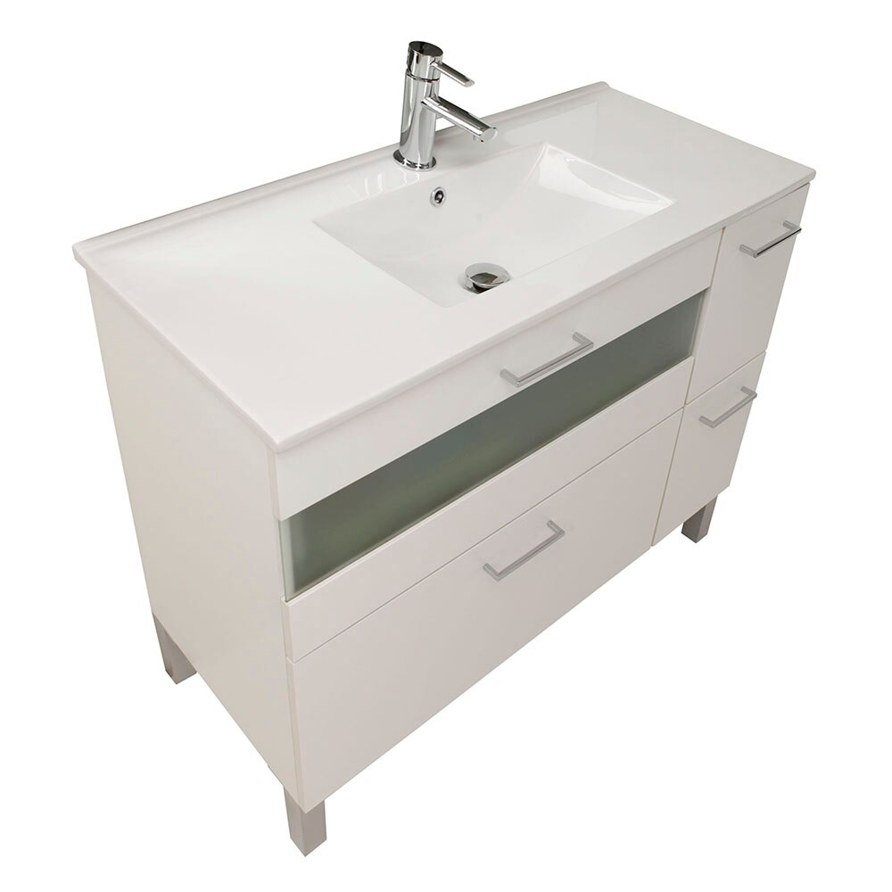 Mueble lavabo pie leroy merlin good catalogo leroy merlin - Leroy merlin espejo de pie ...