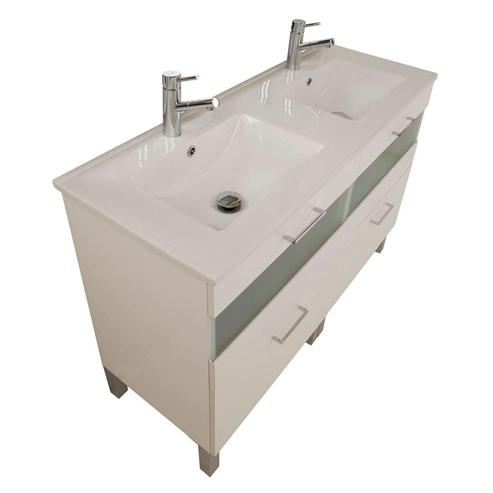 Mueble De Lavabo Fox Ref 16729993 Leroy Merlin