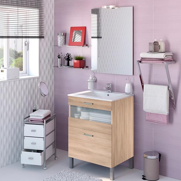 Mueble y lavabo leroy merlin 20170806030010 for Mueble lavabo pie leroy merlin