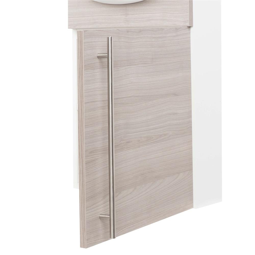 Mueble Baño Gris Arenado:Conjunto de mueble de lavabo INFINITY Ref 15226680 – Leroy Merlin