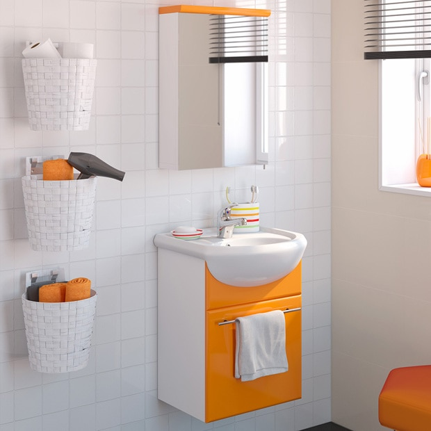 Mueble De Baño Quadro:infinity ref infinity conjunto de mueble lavabo y espejo de baño