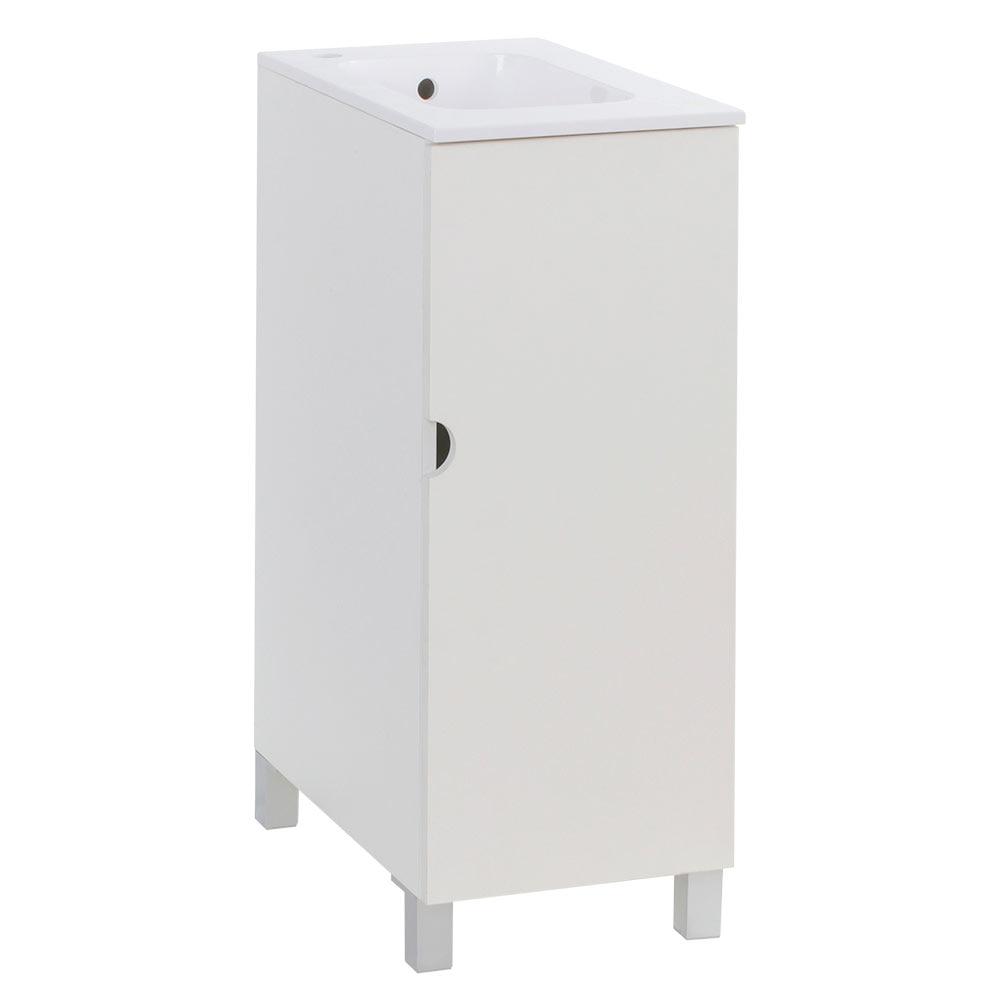 Mueble de lavabo lavanderia ref 17512180 leroy merlin for Mueble microondas leroy merlin