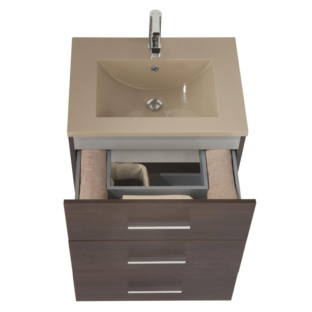 Mueble de lavabo madrid ref 18105451 leroy merlin - Muebles para restaurar madrid ...