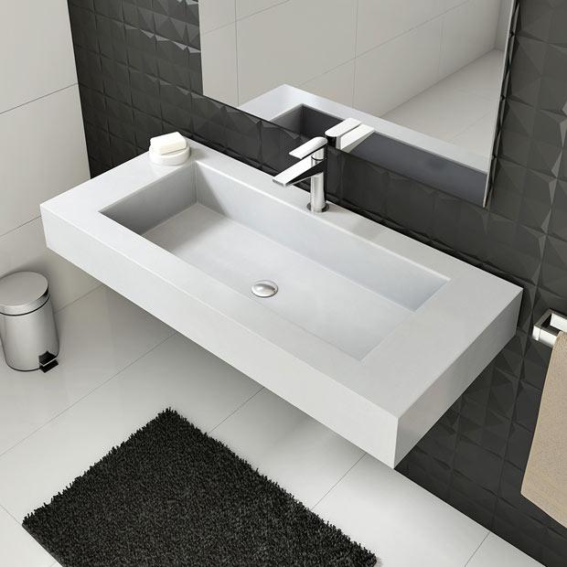 Muebles de lavabo leroy merlin - Encimeras de lavabo de resina ...