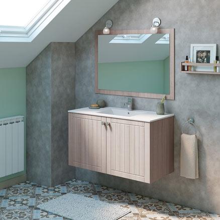 Muebles de lavabo leroy merlin for Personaliza tu mueble