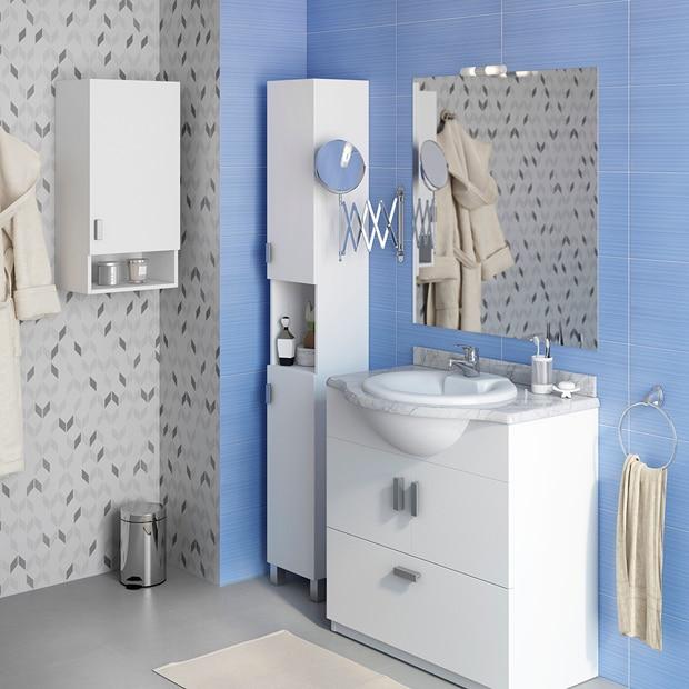 Muebles de lavabo leroy merlin for Leroy espejos bano