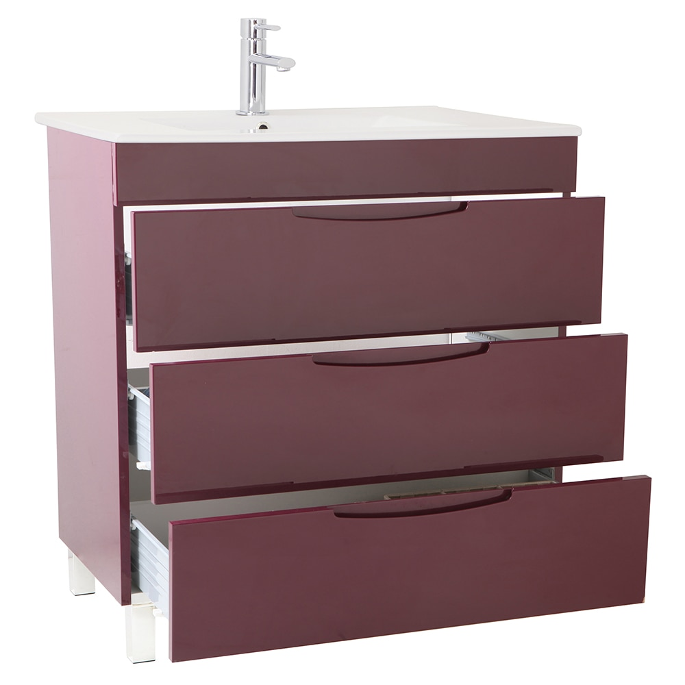 Mueble De Baño Quadro:Mueble de lavabo QUADRO Ref 17124632 – Leroy Merlin