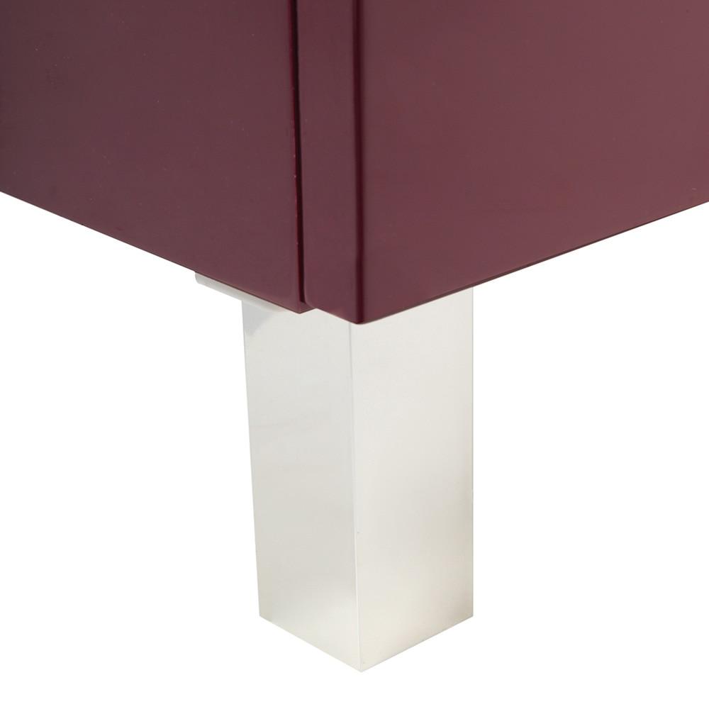 Mueble de lavabo quadro ref 17124632 leroy merlin - Lavabo colonne leroy merlin ...