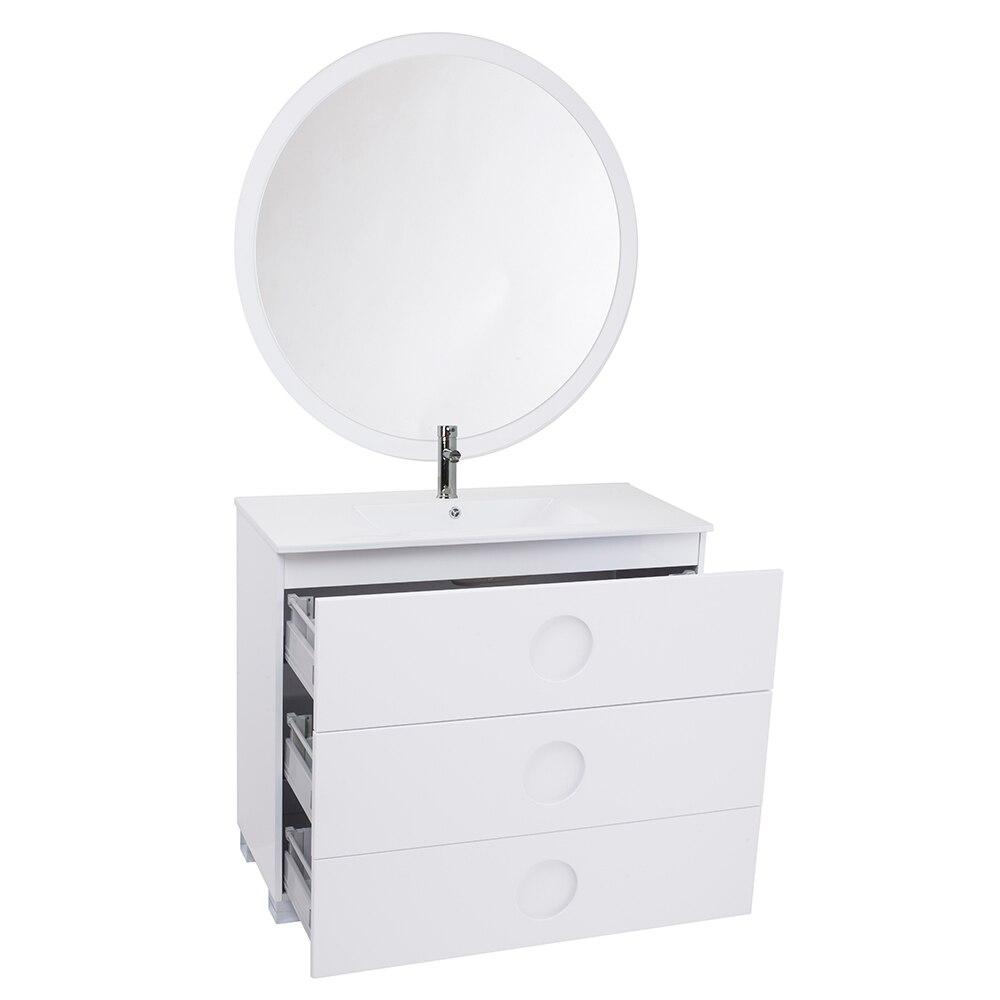 Mueble de lavabo sphere ref 16701482 leroy merlin - Mueble bajo lavabo leroy merlin ...