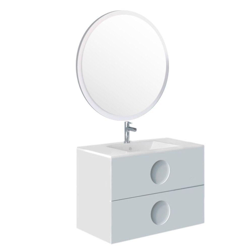 Mueble de lavabo sphere ref 17594465 leroy merlin - Mueble bajo lavabo leroy merlin ...