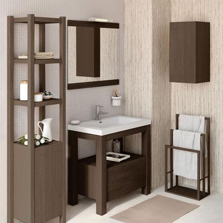 Mueble de lavabo stone lavabo encastrar ref 17417876 for Lavabos de encastrar