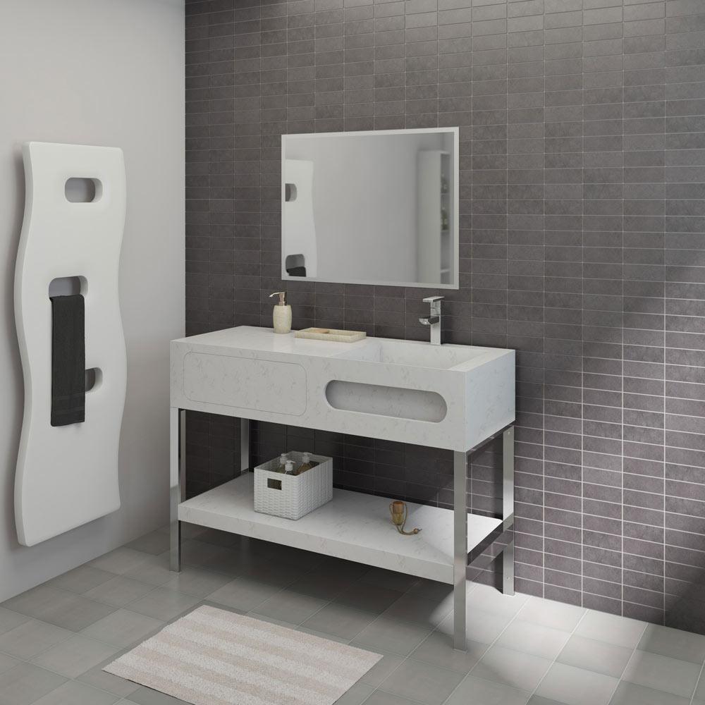 Mueble lavabo pie leroy merlin cool beautiful fabulous for Leroy merlin armario lavabo