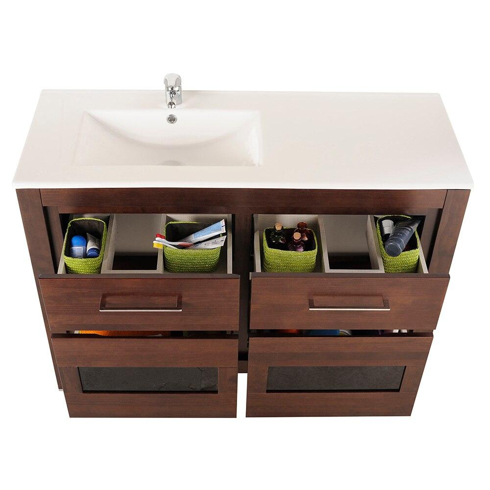 Mueble de lavabo versalles ref 16935205 leroy merlin for Muebles izquierdo
