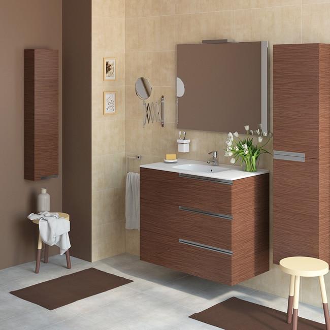 Conjunto de mueble de lavabo victoria n family ref for Lavabo le roy merlin