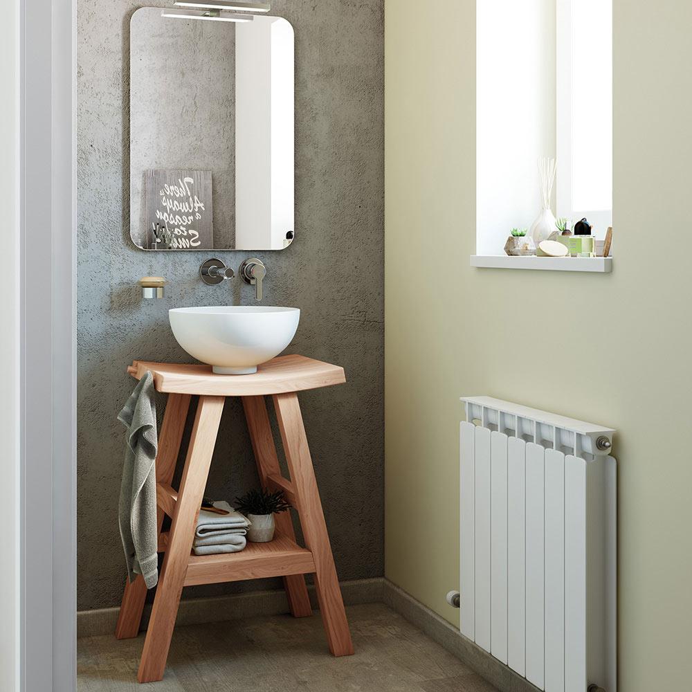 mueble de lavabo zen ref 18596984 leroy merlin. Black Bedroom Furniture Sets. Home Design Ideas