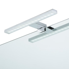 Iluminaci n para espejos de ba o leroy merlin - Apliques de luz para bano ...
