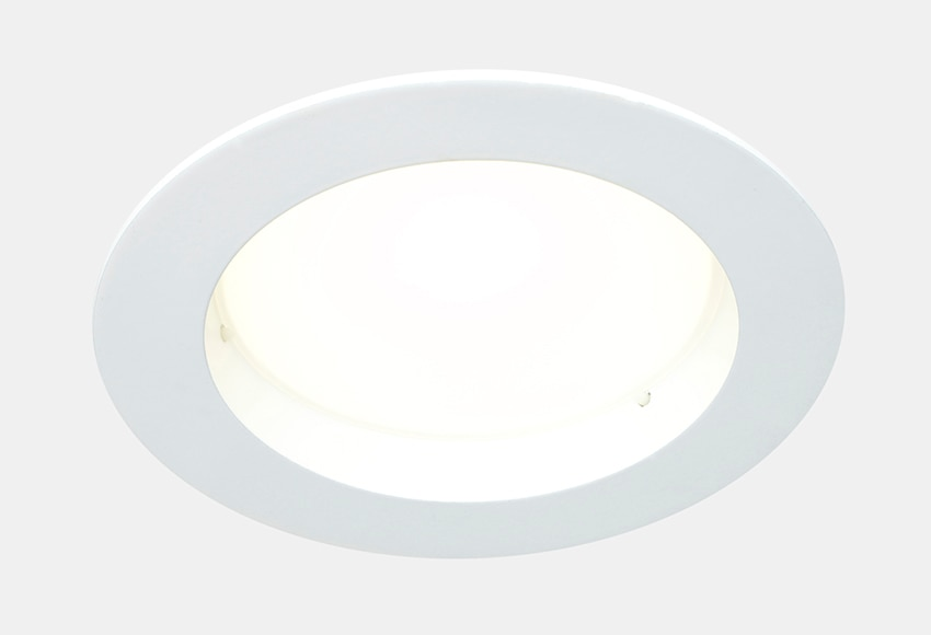 Trendy foco downlight inspire serie tango blanco with spot for Spot led encastrable exterieur terrasse