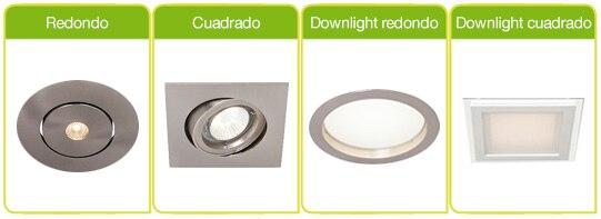 Iluminar Baño Halogenos:Focos empotrables para el baño – Leroy Merlin