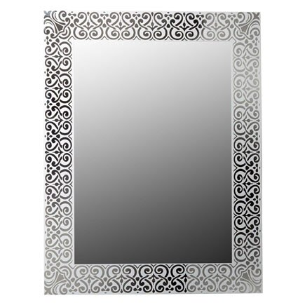 Espejo para mueble de ba o serie alhambra ref 19264434 for Espejos a medida leroy merlin
