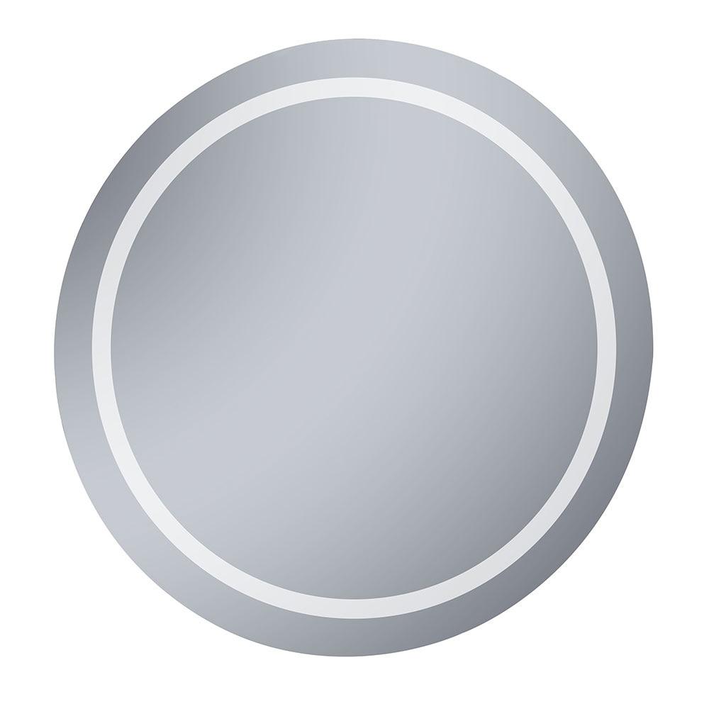 Espejo para mueble de ba o serie iris ref 18746175 for Espejo camerino leroy merlin