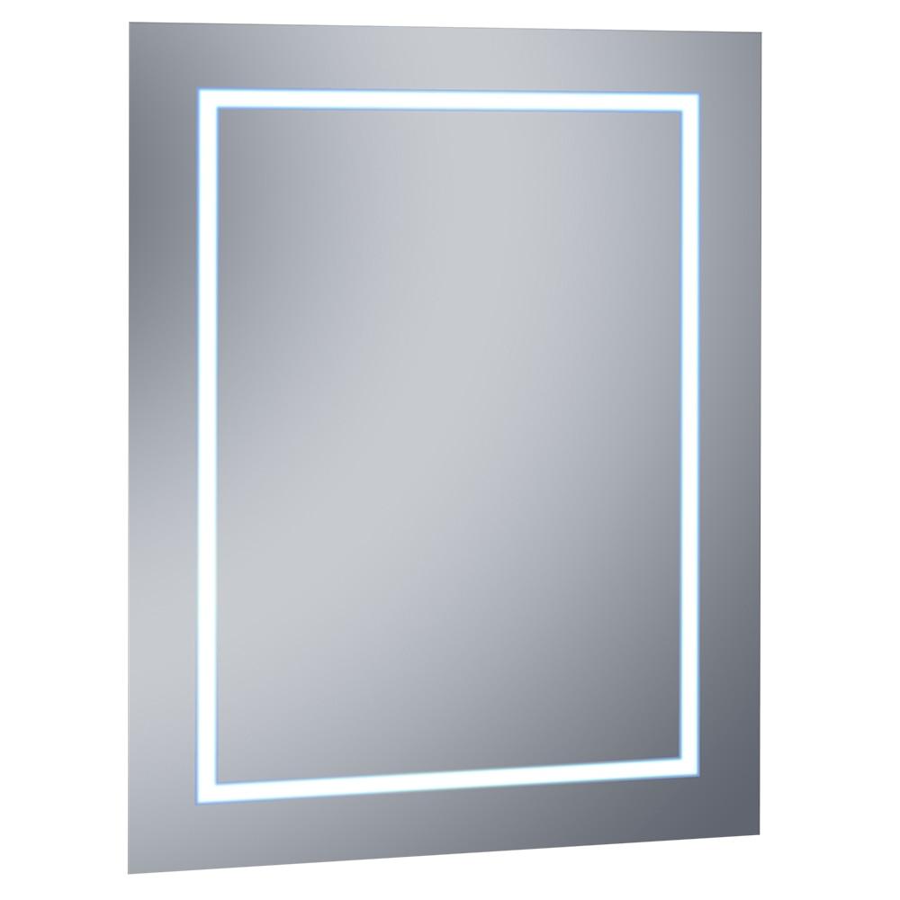 Espejo para el mueble de ba o serie kassia ref 17423175 for Espejo bano leroy merlin