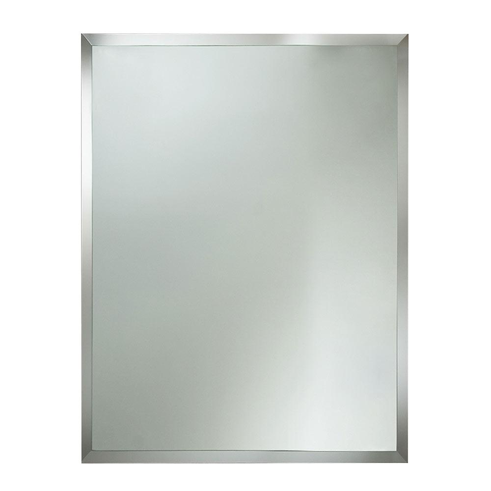 Espejo para mueble de ba o sensea serie liso ref 16908864 - Espejos biselados para banos ...