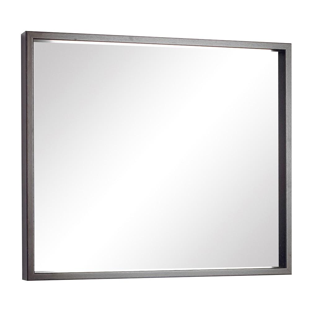 Espejo para mueble de ba o serie mobel ref 14003066 - Espejos bano leroy merlin ...
