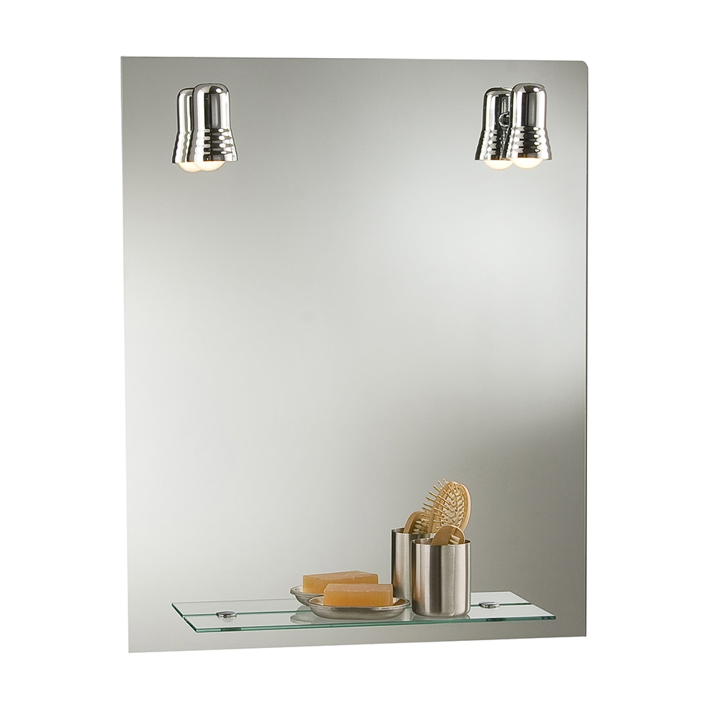 Espejo para mueble de ba o serie moncada ref 10443076 for Espejo bano leroy merlin