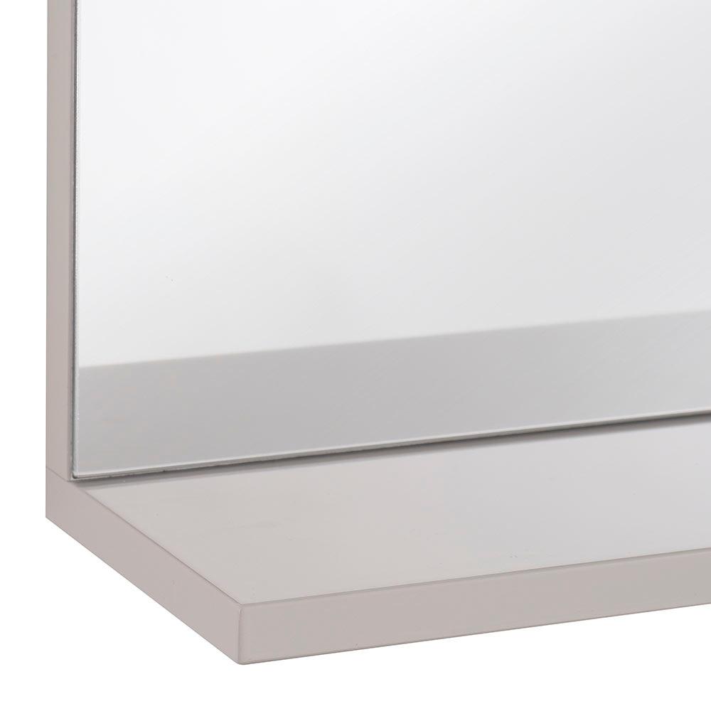 Espejo para mueble de ba o serie opale ref 17807615 for Espejo irrompible leroy merlin