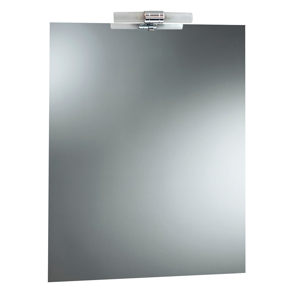 Espejo para mueble de ba o serie polar ref 17125472 - Espejos bano leroy merlin ...