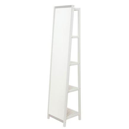 Espejo estanter a serie stone espejo estanteria ref for Espejo irrompible leroy merlin