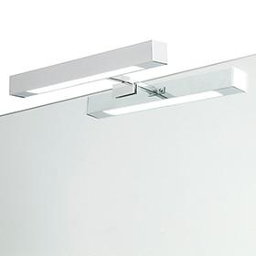 Iluminaci n para espejos de ba o leroy merlin for Focos para espejos de bano