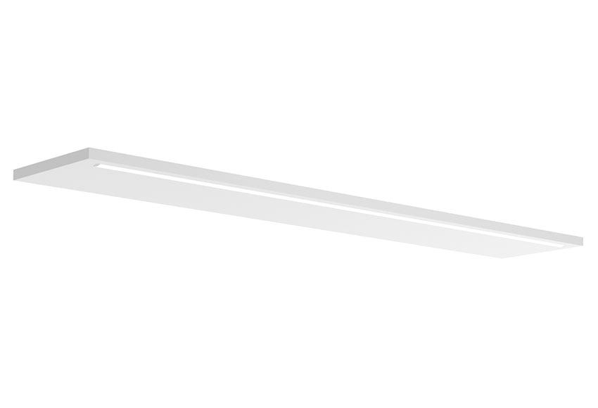 Cornisa con led opale ref 19371282 leroy merlin - Cornisa para led ...
