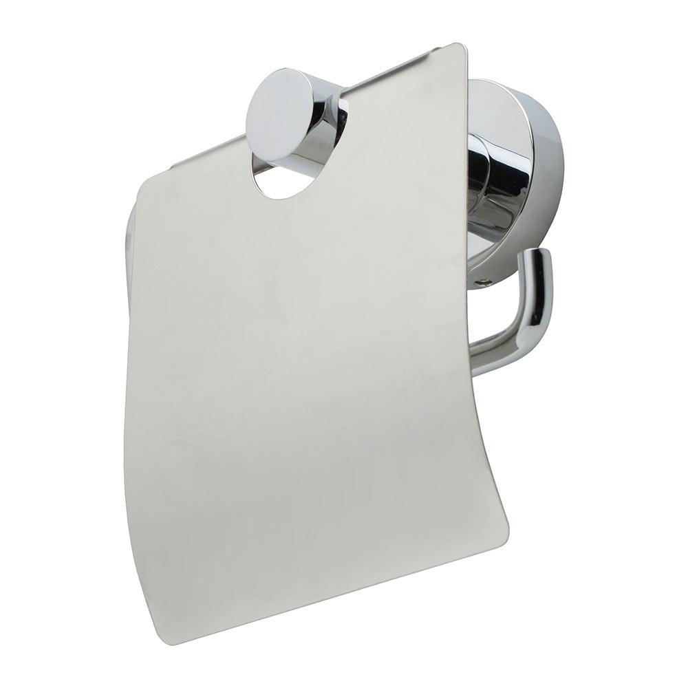Accesorios De Baño Sensea:Portarrollos de baño Sensea STYLE PORTARROLLOS CON TAPA Ref 17381420