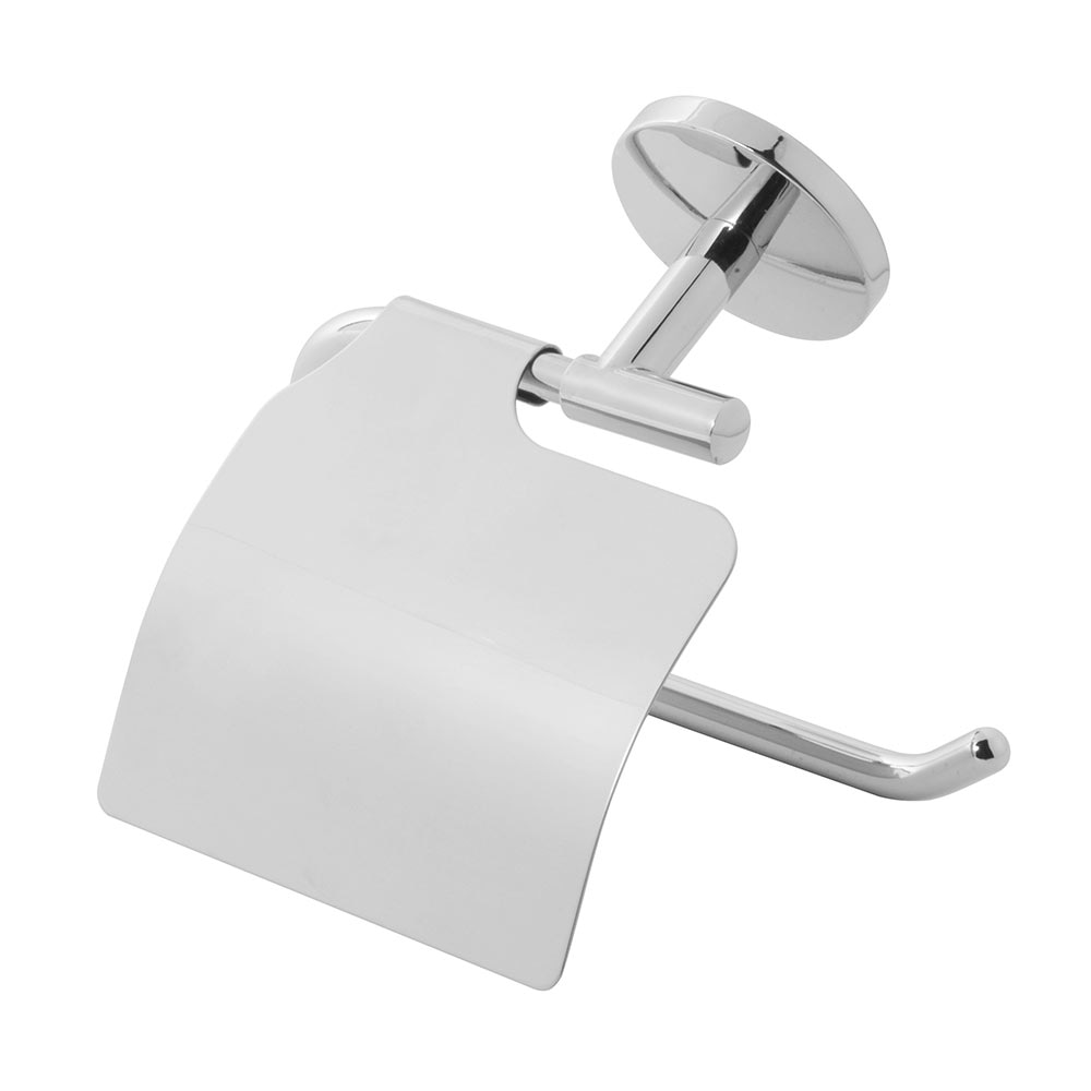 Accesorios De Baño Sensea:Portarrollos de baño Sensea SUITE PORTARROLLOS CON TAPA Ref 15384985