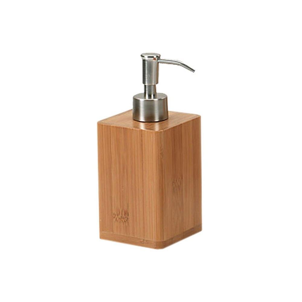 Dosificador de ba o bamb dosificador ref 17474961 for Accesorios bano bambu