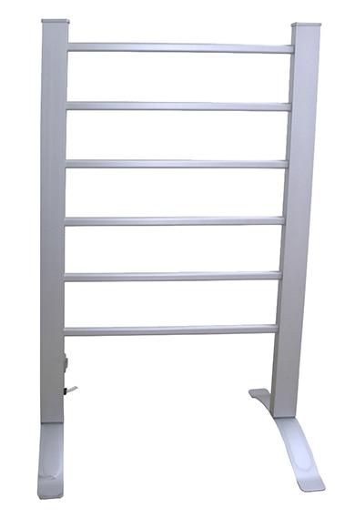 Toallero de pie calentador aluminio interruptor ref - Toallero leroy merlin ...