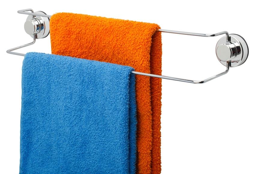 Accesorios De Baño Sensea:Toallero de baño Sensea SIMPLY LOCK Ref 17380412 – Leroy Merlin