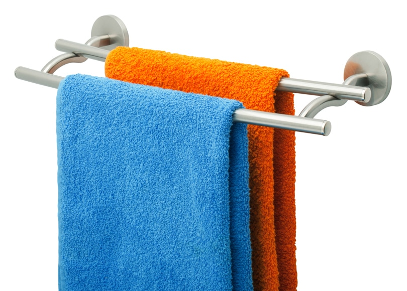 Accesorios De Baño Sensea:Toallero de baño Sensea SUITE MATE Ref 17381210 – Leroy Merlin