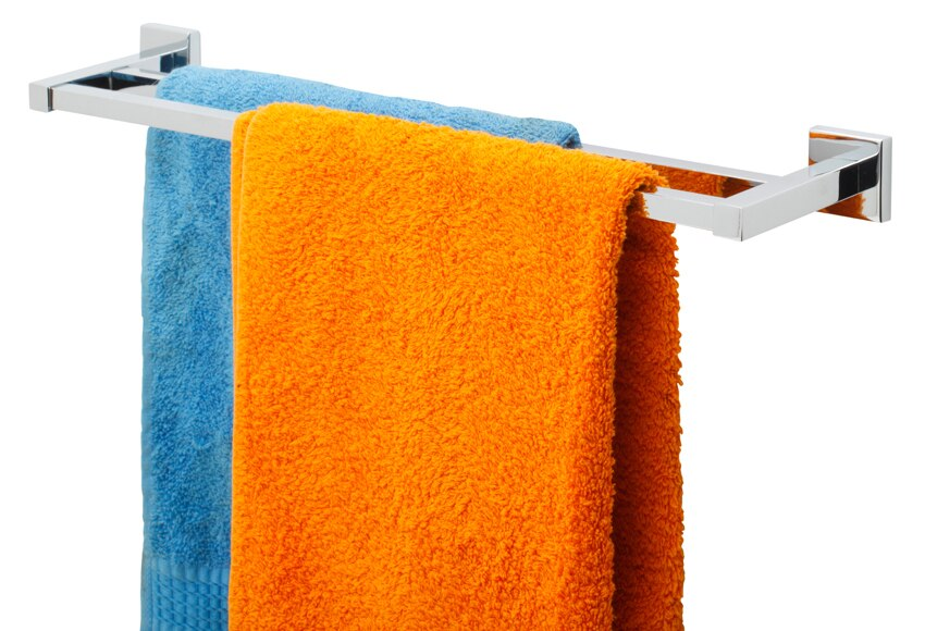 Toallero de baño Sensea QUADDRO Ref. 17381231 - Leroy Merlin ec7c75a3f448