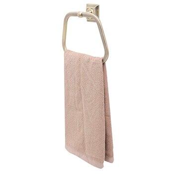 Toalleros leroy merlin for Colgador de toallas bano