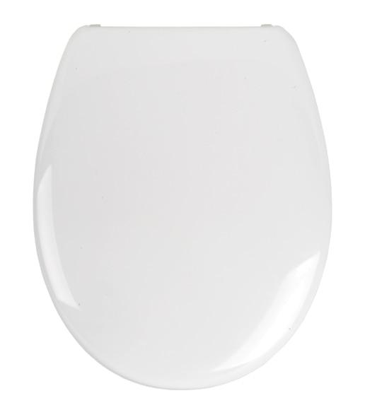 Tapa de wc cosmos blanco abs ref 12737473 leroy merlin - Tapas de wc leroy merlin ...