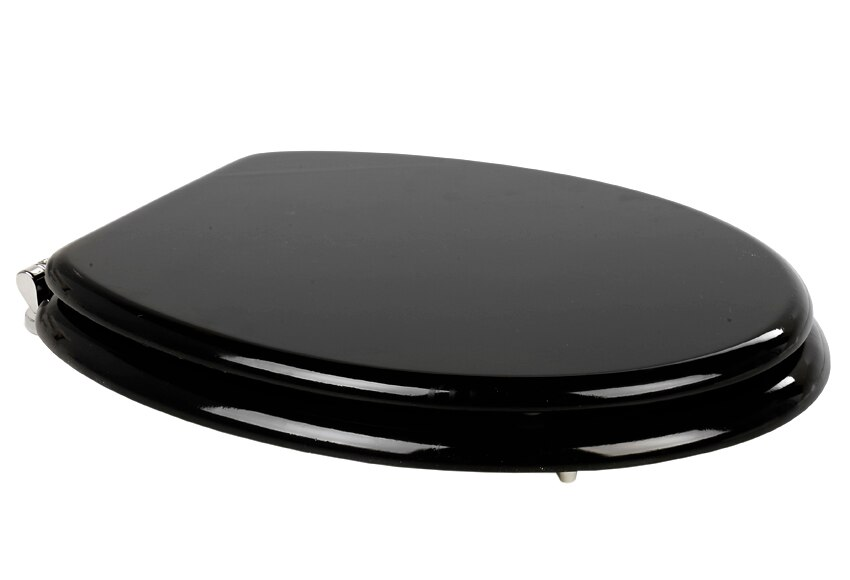 Tapa de wc envie negro dm ref 14976500 leroy merlin - Tapa wc victoria ...