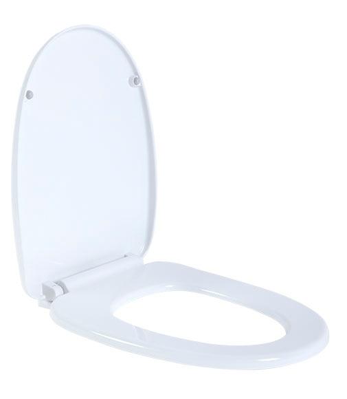 Tapa de wc sensea roncal ref 16503291 leroy merlin - Tapas de wc leroy merlin ...