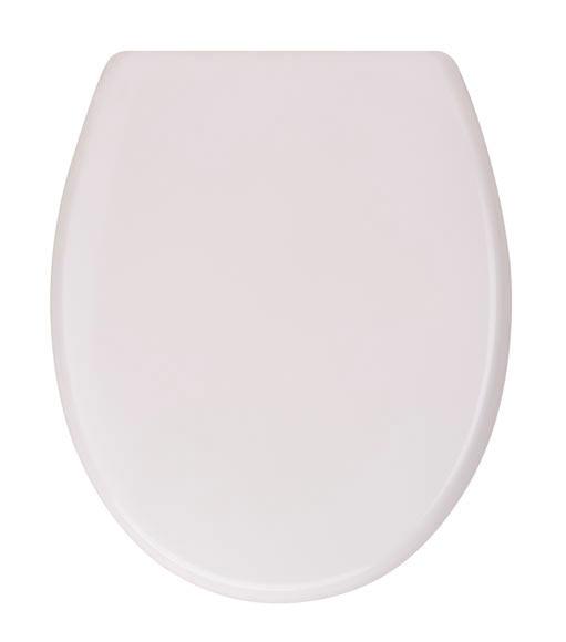 Tapa de wc klik blanca ref 17877832 leroy merlin - Tapas de wc leroy merlin ...