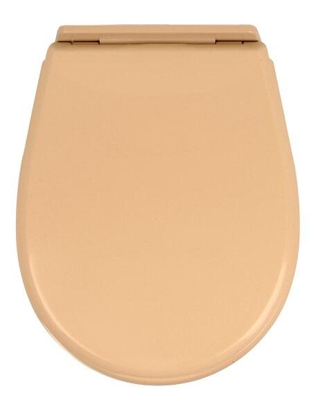 Tapa de wc olympia beige ref 484813 leroy merlin - Tapas de wc leroy merlin ...