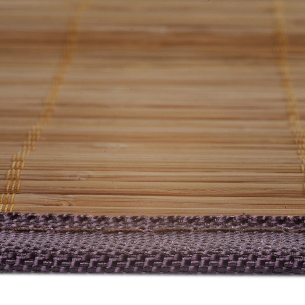 Alfombra de ba o bambu natural ref 14886074 leroy merlin - Canas de bambu decorativas leroy merlin ...