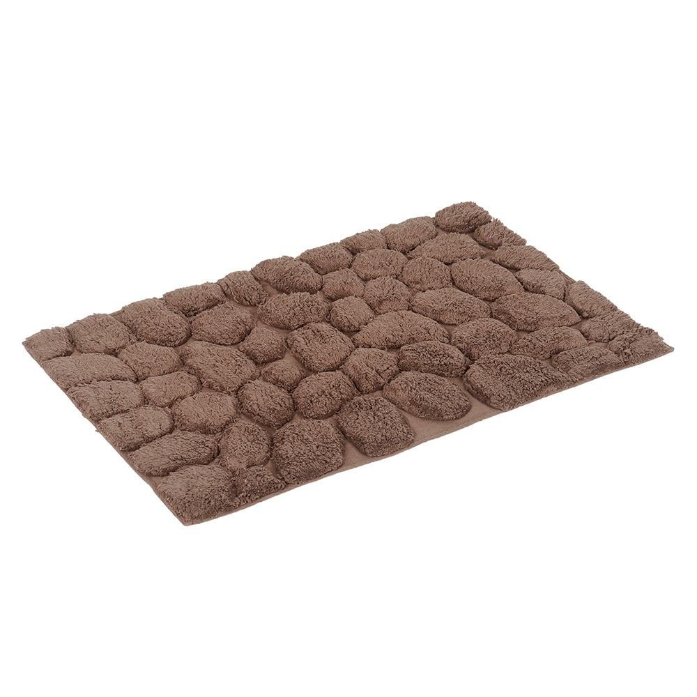 alfombra de ba o rocky ref 16618931 leroy merlin