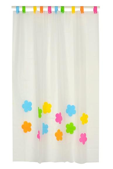 Cortina de ba o marga con trabillas ref 14975926 leroy - Leroy merlin cortinas de bano ...